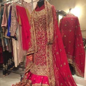 Shaadi Pakistani wedding dress